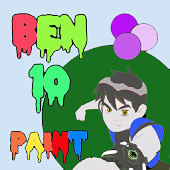 Coloring Ben For Paint