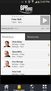 Radio 6PR - screenshot thumbnail