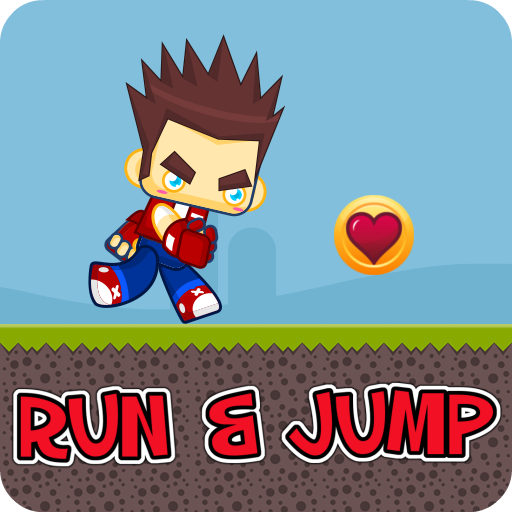Run & Jump 街機 App LOGO-APP試玩