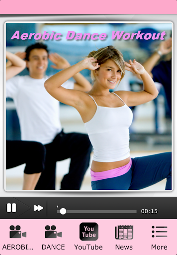 Aerobics Dance Videos