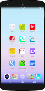 Clios 8 in 1 icon pack HD - screenshot thumbnail