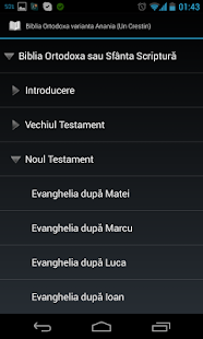 Biblia Ortodoxa,Rugaciuni - screenshot thumbnail