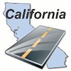 Driver License Test CA icon