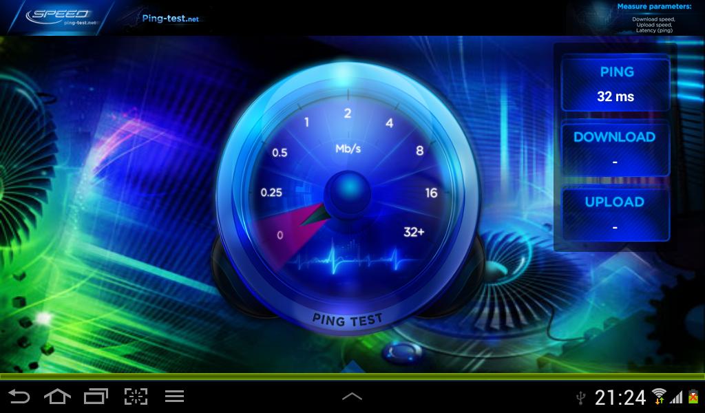 Internet Speed Test - screenshot