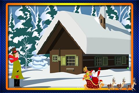Christmas Snow Abode Escape 4.9.0 screenshots 2