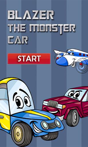 Blazer The Monster Car