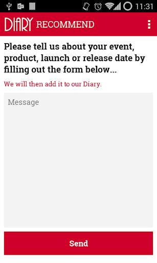 【免費生活App】Diary Magazine-APP點子