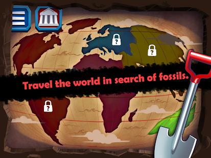 Dino Quest - Jogo Dinossauros - screenshot thumbnail