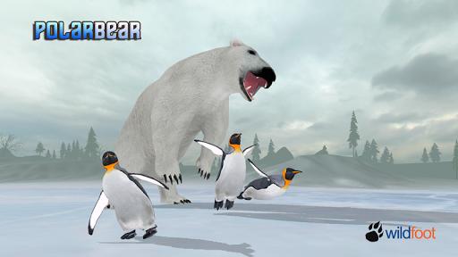 Polar Bear Chase Simulator