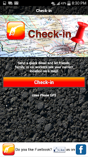Fuelbook- screenshot thumbnail