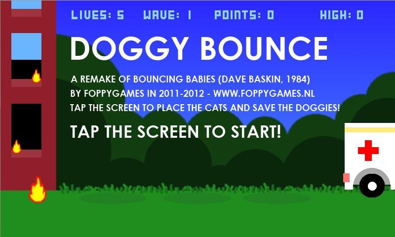 Doggy Bounce- screenshot