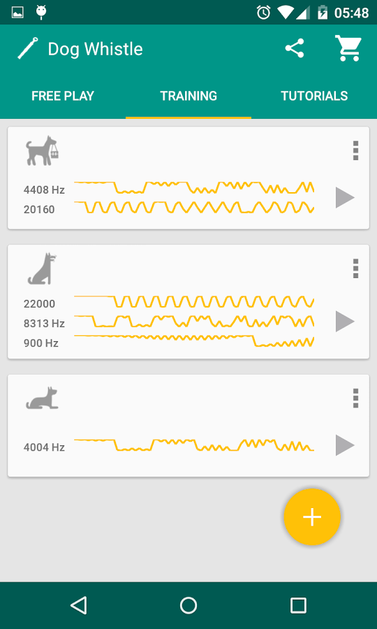 Dog Whistle, Free Dog Trainer!- screenshot