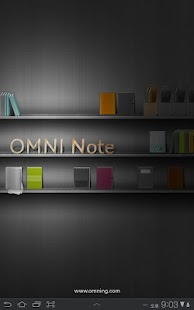 Omni Note Pro- screenshot thumbnail