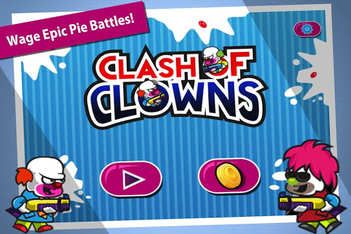 Clash of Clowns Fun Run Battle