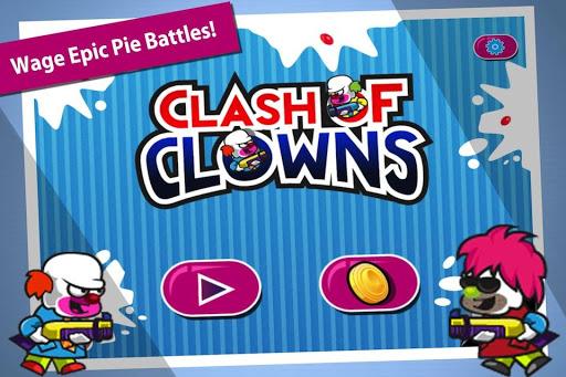 Clash of Clowns Fun Run Battle
