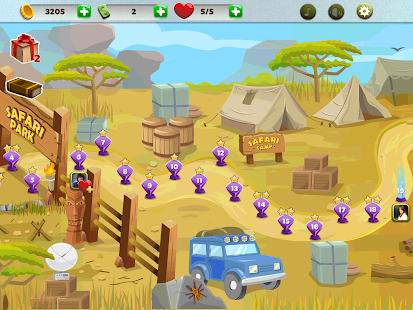 Safari Escape- screenshot thumbnail