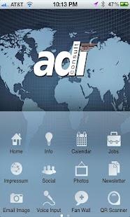 adi Consult Europe- screenshot thumbnail