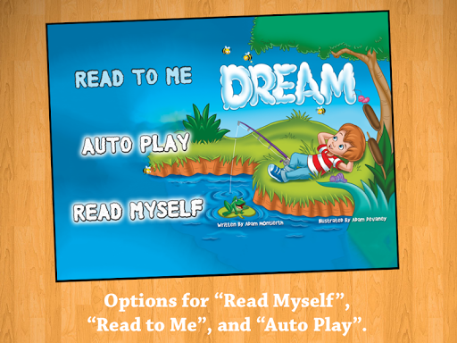 Dream Read-Along Storybook