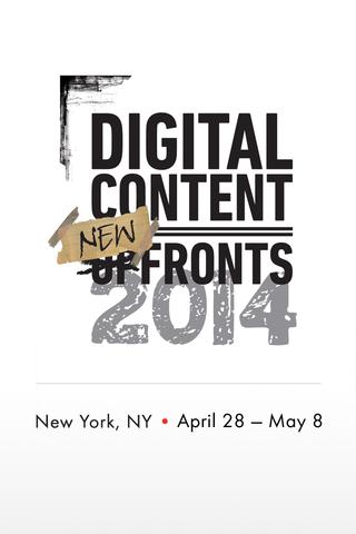 Digital Content NewFronts 2014