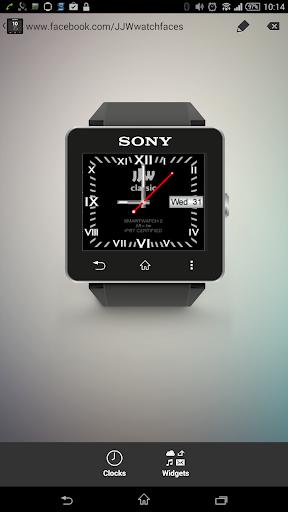JJW Classic Watchface 2 SW2