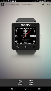 JJW Classic Watchface 2 SW2- screenshot thumbnail