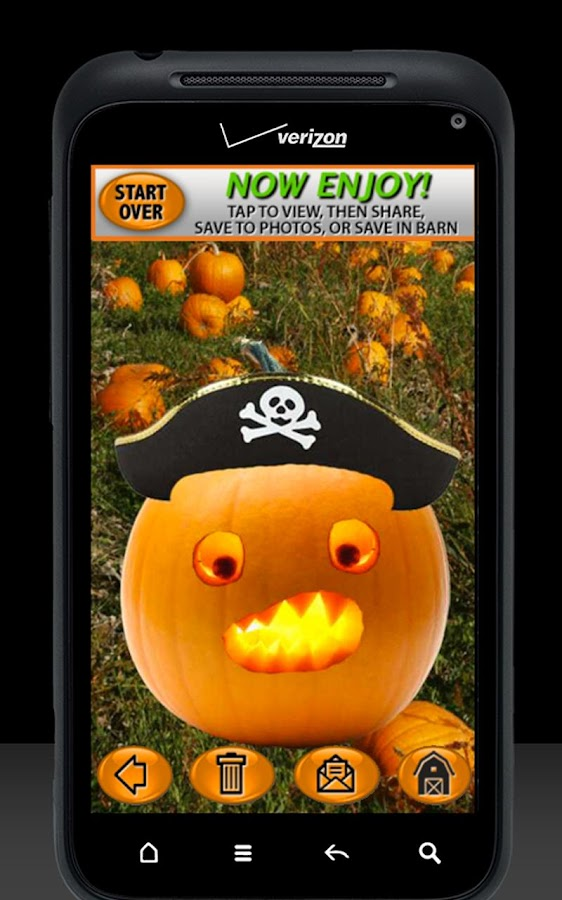 Pumpkin Maker - screenshot