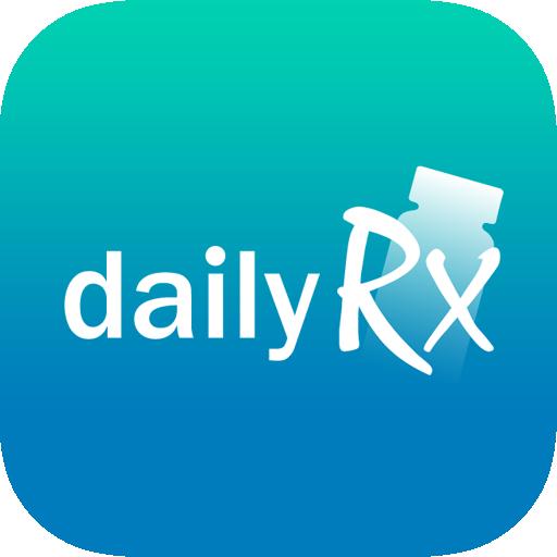 dailyRx 健康 LOGO-玩APPs
