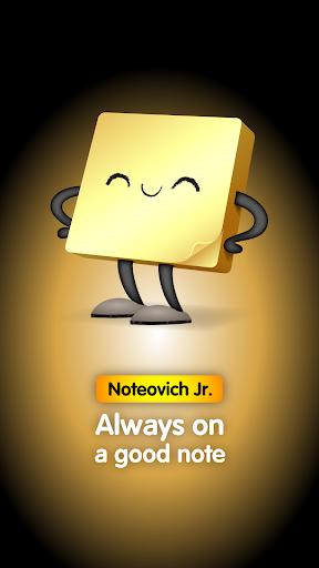 Noteovich Jr. – Notepad