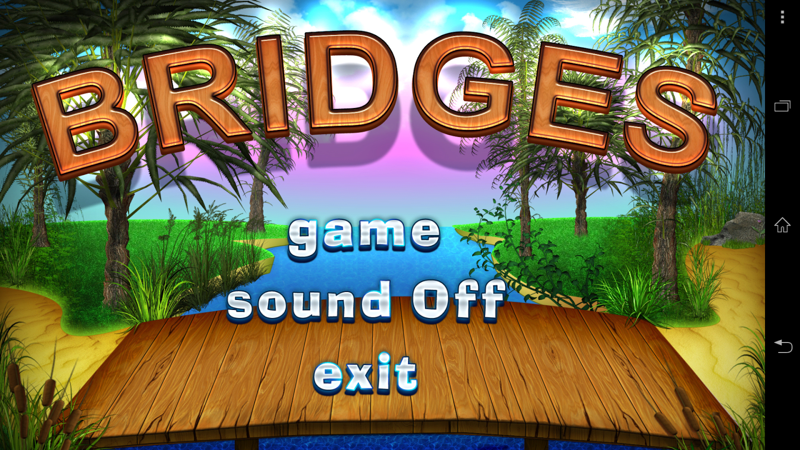 Bridges - screenshot