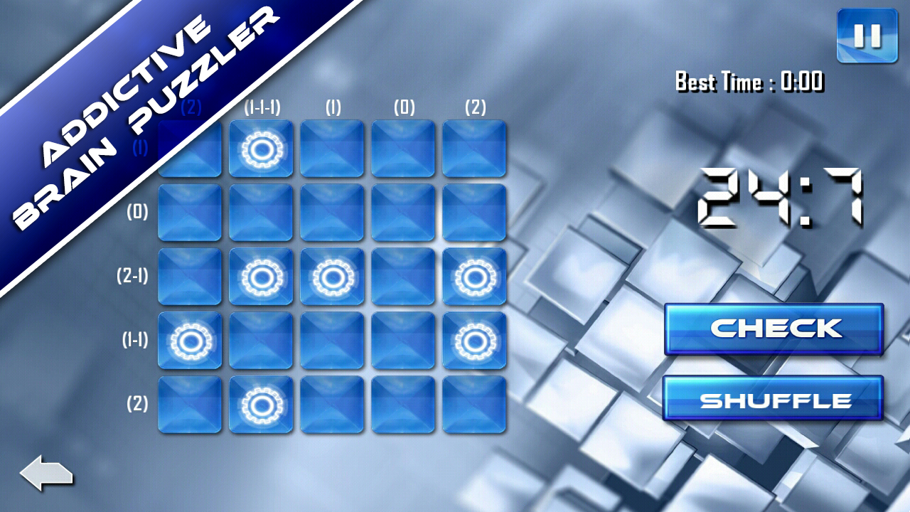 Grid Puzzle Lite- screenshot