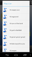 Screenshot of All Christian Songs
