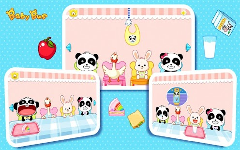 My Kindergarten - Panda Games - screenshot thumbnail