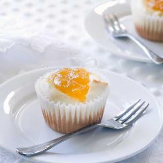 Gluten Free Almond Apricot Mini Cakes