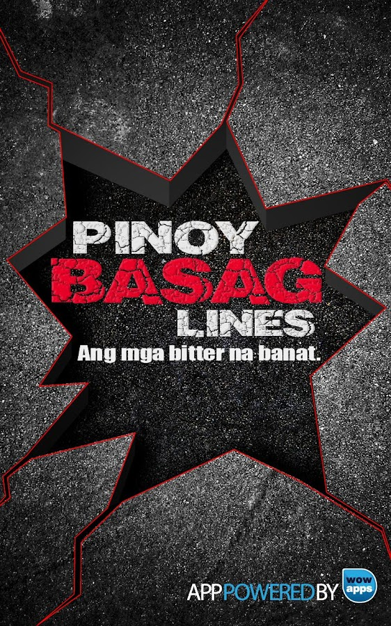 Pinoy Basag Lines - screenshot