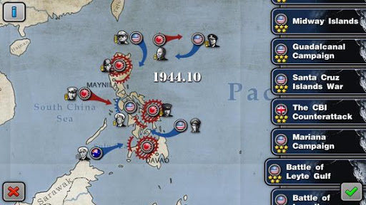 Glory of Generals :Pacific HD 1.3.4 screenshots 14
