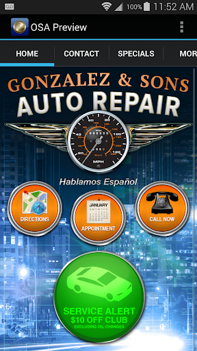 Gonzalez and Sons