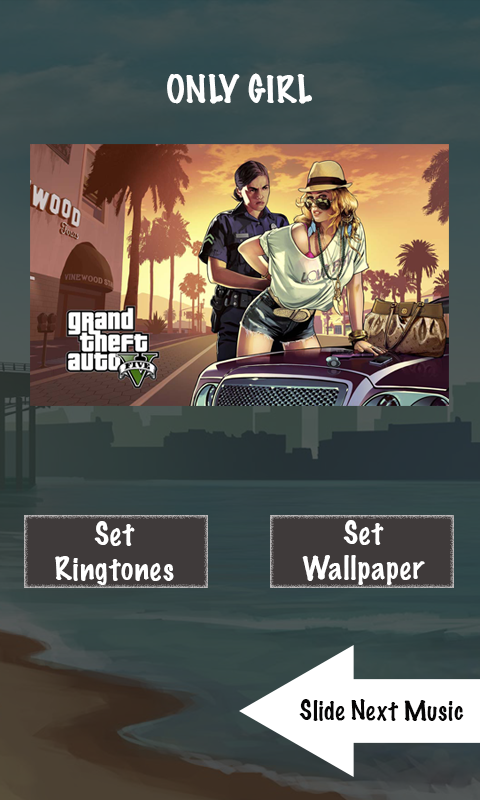 GTA5 Ringtones - screenshot