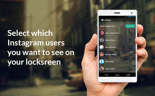 Locks for Instagram app (apk) free download for Android/PC/Windows screenshot