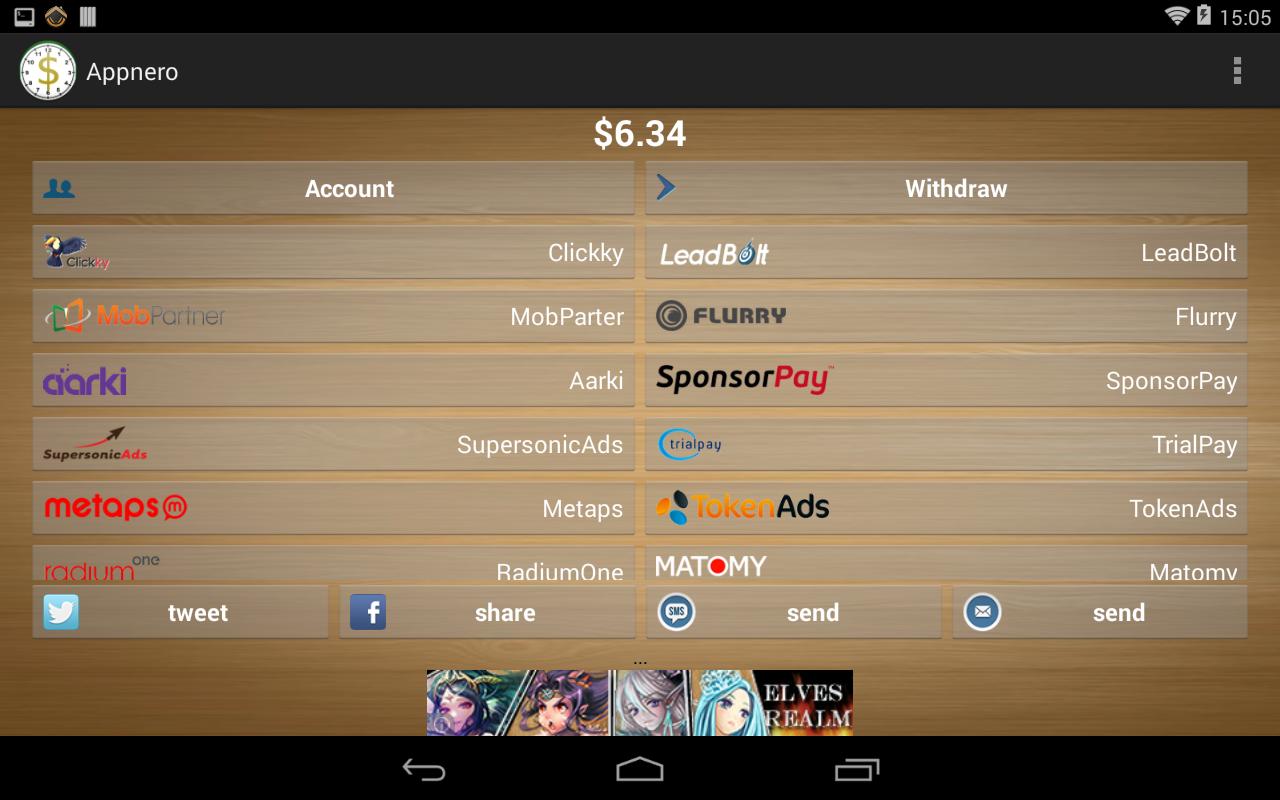 Appnero (Earn | Make Money) - screenshot