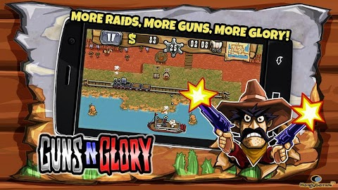 Guns'n'Glory Screenshot 5