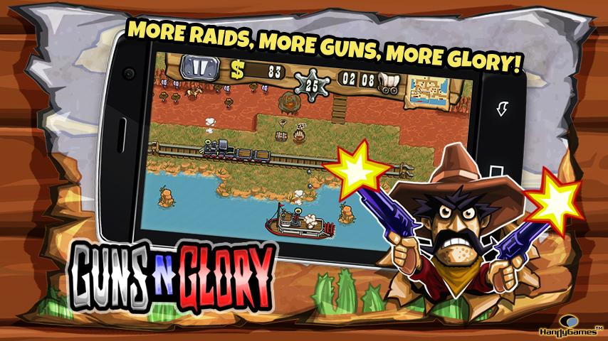 Guns'n'Glory - screenshot