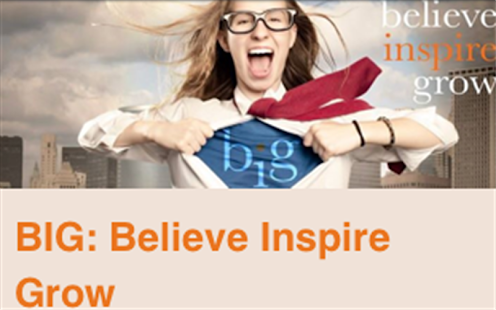 BIG: Believe Inspire Grow- screenshot thumbnail