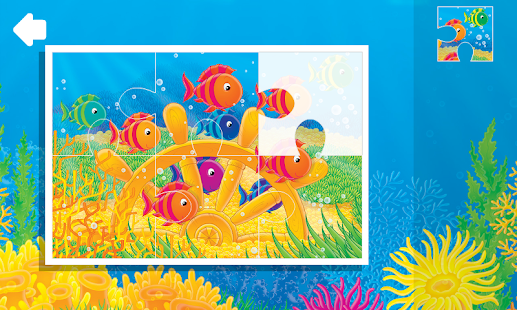 Jigsaw Puzzles Deep Ocean Demo - screenshot thumbnail