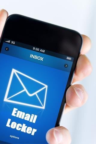 Email Locker
