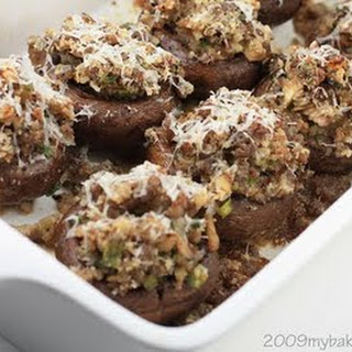 Mascarpone Stuffed Mushrooms Recipes.