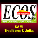 Sami – Traditions and Joiks 3 logo