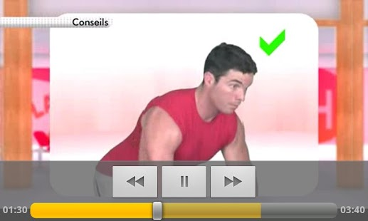 PlayCoach™ Dumbbell Workouts- screenshot thumbnail