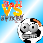 Ball vs Spikes icon
