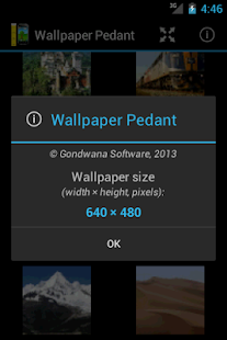 Wallpaper Pedant- screenshot thumbnail