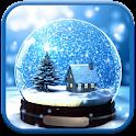 Зимняя Ночь Живые Обои icon